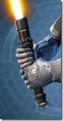 Revanite's Lightsaber MK-1 Front
