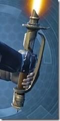 Rishi's Lightsaber MK-1 Back