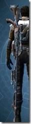 Rishi's Sniper Rifle MK-1 Stowed