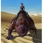 Scorched Dewback