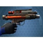Sedrellium Onslaught Blaster Pistol*