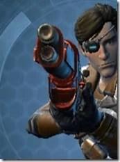 Sedrellium Onslaught Sniper Rifle Front