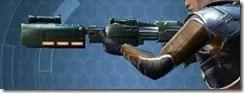 Sharpshooter's Sniper Rifle MK-1 Left