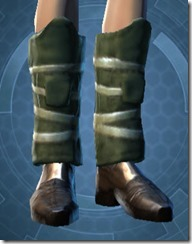Veteran Outlander Force-Lord Boots