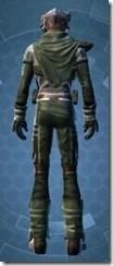 Veteran Outlander Force-Lord - Male Back