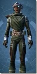 Veteran Outlander Force-Lord - Male Close