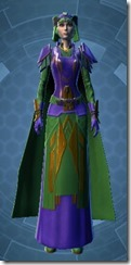 Emperor Dyed Front