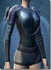 Inscrutable Pursuer Bodysuit