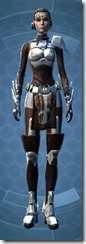 Unbreakable Defender - Female Front