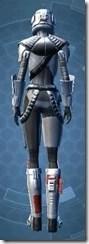 Warstorm Veteran - Female Back