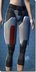 Warstorm Veteran Lower Armor