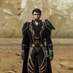 Pav'ika the Alliance Commander - The Progenitor