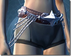 Imperial Advisor Belt