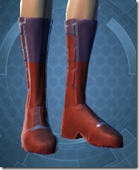 Imperial Advisor Boots
