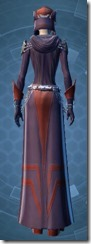 Imperial Advisor - Female Back