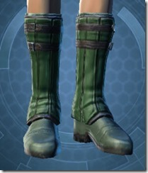 Wandering Disciple Boots