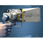 Iokath MK-2 Eliminator's Blaster Pistol