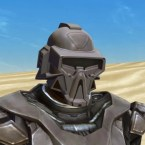 Cylon Centurion – The Ebon Hawk