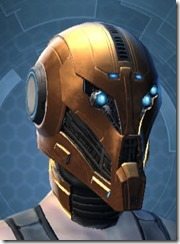 Enigmatic Hero Mask