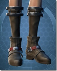 Port Nowhere Mobster Boots