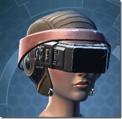 Port Nowhere Mobster Visor