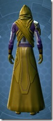 Sith Hermit Dyed Back