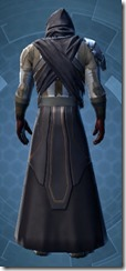 Sith Hermit - Male Back