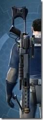 Enforcer's Rifle MK-1 Stowed