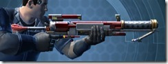 Enforcer's Rifle MK-2 Right