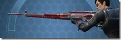 Enforcer's Sniper Rifle MK-2 Left