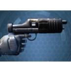 Inscrutable Blaster Pistol*