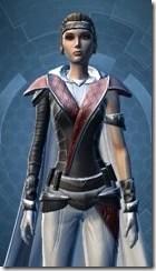Intrepid Knight - Female Close