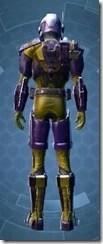 Mandalorian Tracker Dyed Back