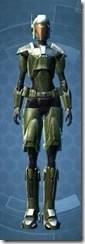 Mandalorian Tracker - Female Front