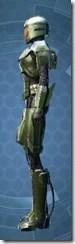 Mandalorian Tracker - Female Leftr