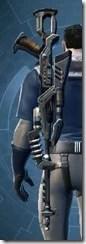 Opportunist's Rifle MKk-2 Stowed