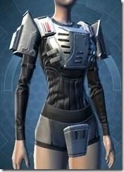 Recon Trooper Breastplate