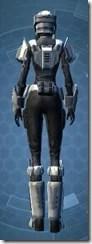Recon Trooper - Female Back