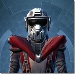 Recon Trooper Hides Hood