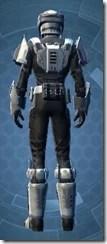 Recon Trooper - Male Back