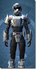 Recon Trooper - Male Close