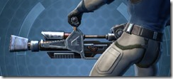 Recon's Assault Cannon MKk-2 Left