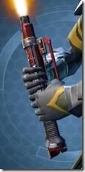 Zakuulan's Lightsaber MK-2 Front