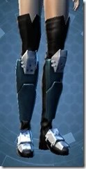 Gifted Shadow Plate-Boots