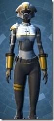 Combat Engineer - Female Close