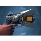 GEMINI MK-5 Eliminator's Blaster Pistol