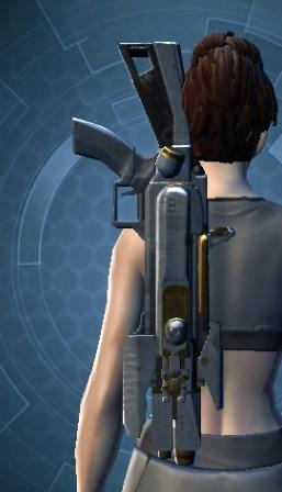 Gemini Mk 5 Supercommando S Blaster Rifle