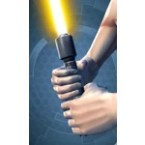 Requisitioned Bulwark's Lightsaber MK-3