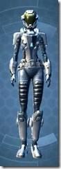Umbaran Guardian - Female Front