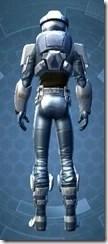 Umbaran Guardian - Male Back